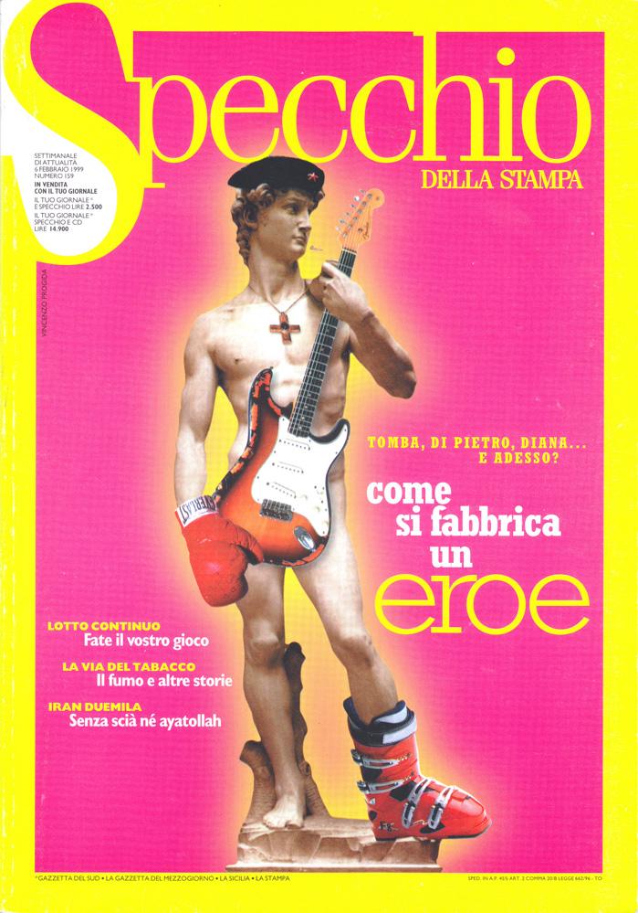 Specchio della Stampa cover